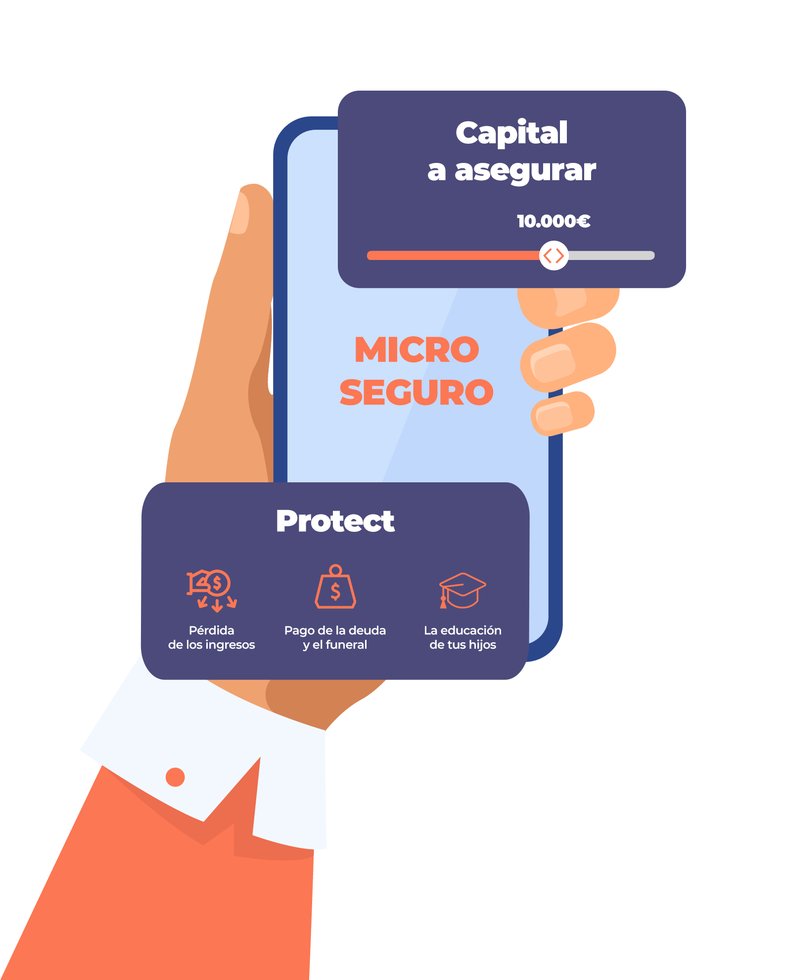 Microinsurance Coinscrap Finance